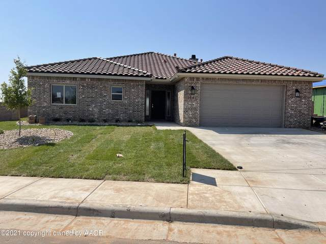 1301 Merlot Blvd, Amarillo, TX 79124 (#21-5088) :: Lyons Realty