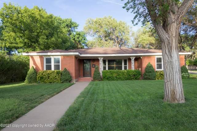 3517 Rusk St, Amarillo, TX 79109 (#21-5192) :: Elite Real Estate Group