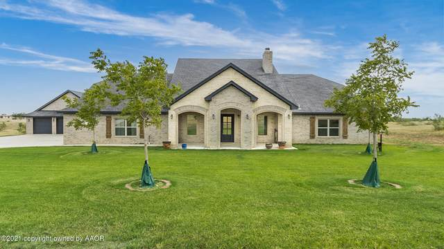 14251 Canyon Pass Rd, Amarillo, TX 79118 (#21-5318) :: RE/MAX Town and Country