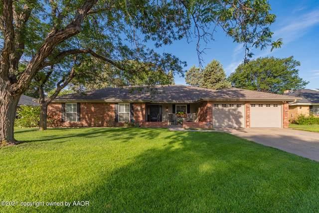 3706 Rutson Dr, Amarillo, TX 79109 (#21-5416) :: Lyons Realty