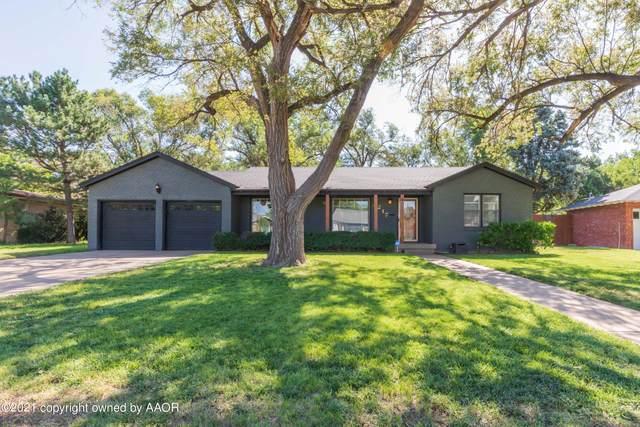 2217 Crockett St, Amarillo, TX 79109 (#21-5420) :: Live Simply Real Estate Group