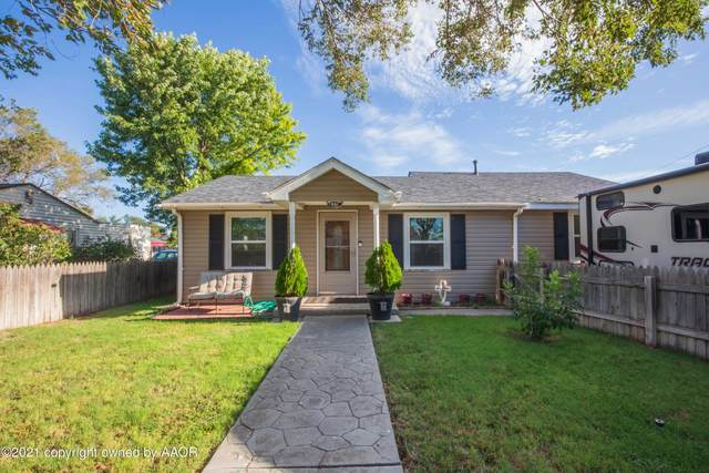 4211 13TH Ave, Amarillo, TX 79104 (#21-5477) :: RE/MAX Town and Country