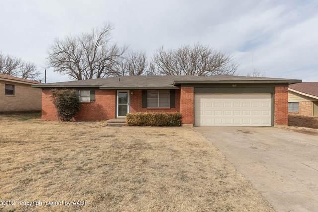7617 Sombrero Dr, Amarillo, TX 79108 (#21-563) :: Elite Real Estate Group
