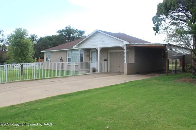 3608 Julian Blvd, Amarillo, TX 79109 (#21-5666) :: Meraki Real Estate Group
