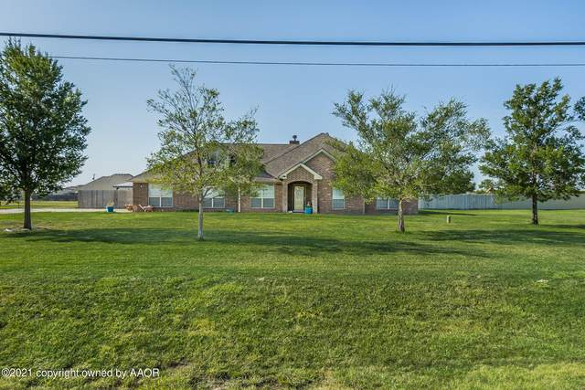 5600 Cpt Augustus Mccrae Trl, Amarillo, TX 79118 (#21-5755) :: RE/MAX Town and Country