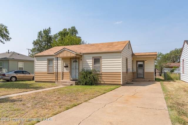 211 Oak, Dumas, TX 79029 (#21-5756) :: RE/MAX Town and Country