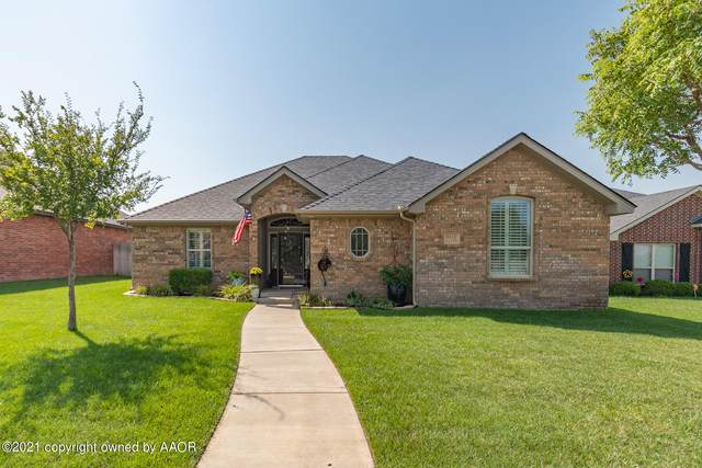 9311 Clint Ave, Amarillo, TX 79119 (#21-5927) :: RE/MAX Town and Country