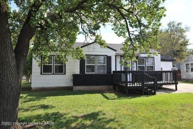 3506 21ST Ave, Amarillo, TX 79107 (#21-6001) :: Elite Real Estate Group