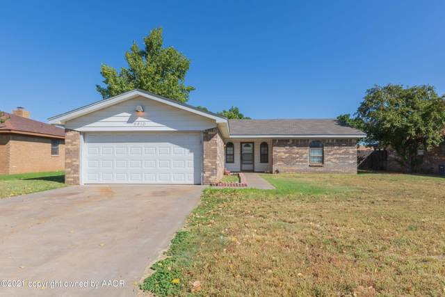 5610 Granada Dr, Amarillo, TX 79109 (#21-6046) :: RE/MAX Town and Country