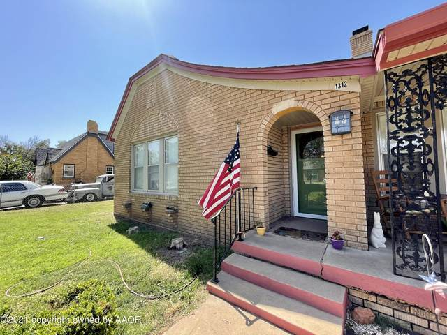 1312 Rosemont St, Amarillo, TX 79106 (#21-6114) :: Live Simply Real Estate Group