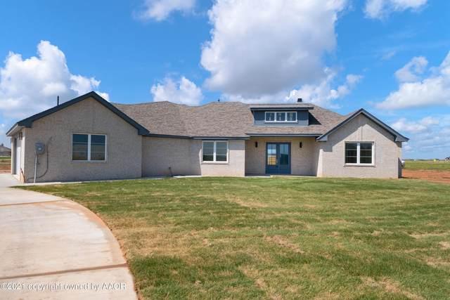 1800 Broadoak Dr, Amarillo, TX 79124 (#21-6126) :: Elite Real Estate Group