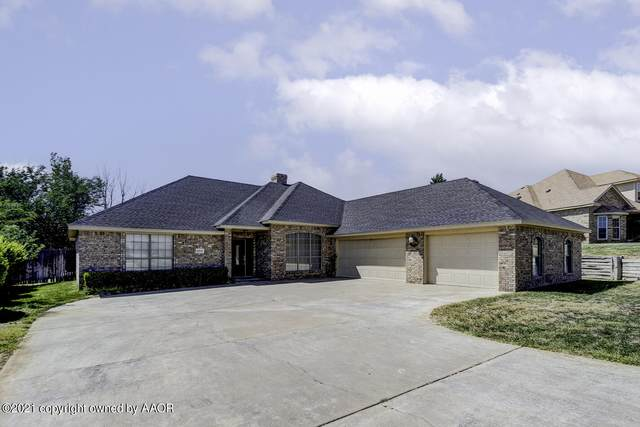 6313 Cedar Hollow Dr, Amarillo, TX 79124 (#21-6149) :: RE/MAX Town and Country
