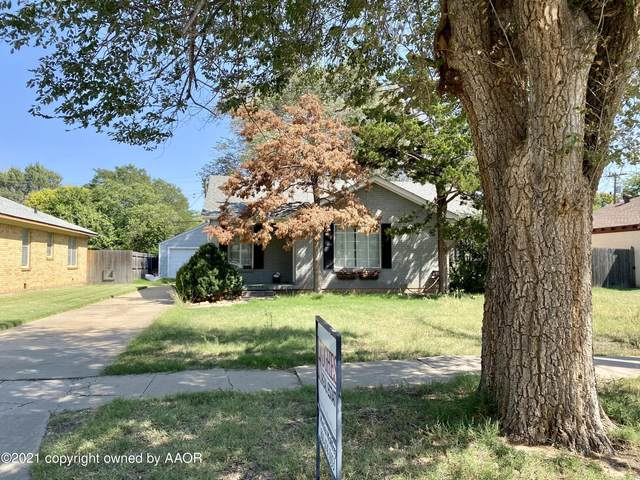 1015 Milam St, Amarillo, TX 79102 (#21-6157) :: Live Simply Real Estate Group