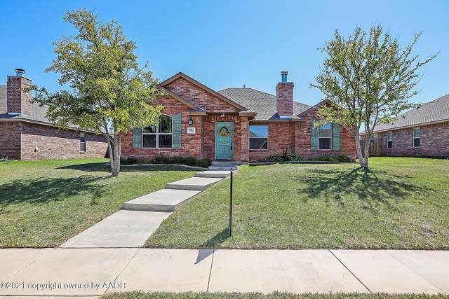 3911 Durham Dr, Amarillo, TX 79118 (#21-6211) :: RE/MAX Town and Country