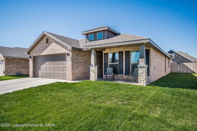 7800 Arlo Dr, Amarillo, TX 79119 (#21-6235) :: RE/MAX Town and Country