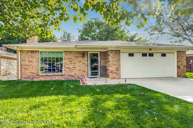 5615 Purdue St, Amarillo, TX 79109 (#21-6399) :: Elite Real Estate Group