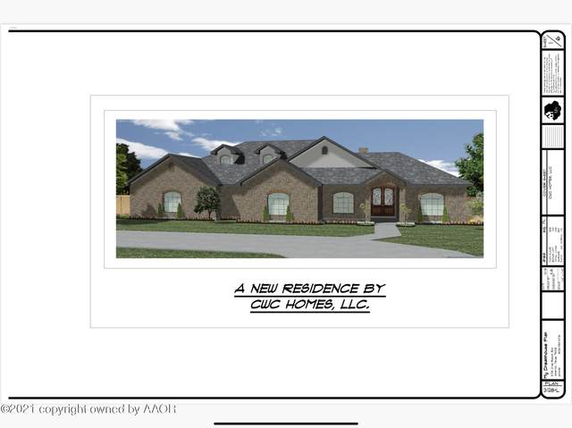 2300 Clingman Dr, Canyon, TX 79015 (#21-6464) :: Keller Williams Realty