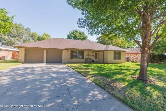 3513 Barclay Dr, Amarillo, TX 79109 (#21-6486) :: Elite Real Estate Group
