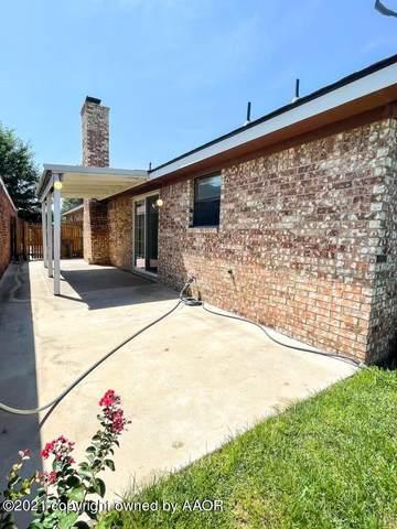 4 Aspen St, Canyon, TX 79015 (#21-6589) :: Keller Williams Realty