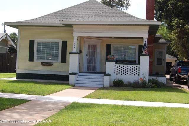 1614 Monroe St, Amarillo, TX 79102 (#21-6595) :: Lyons Realty