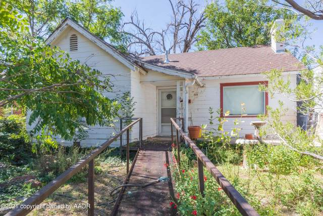 1312 Bellaire St, Amarillo, TX 79106 (#21-6596) :: Live Simply Real Estate Group