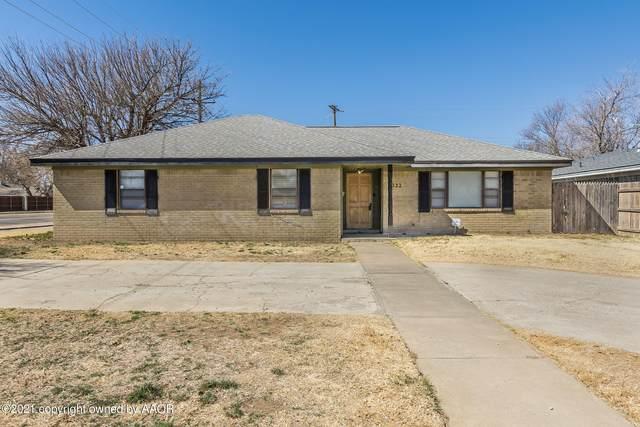 3322 Bush Dr, Amarillo, TX 79106 (#21-681) :: Elite Real Estate Group