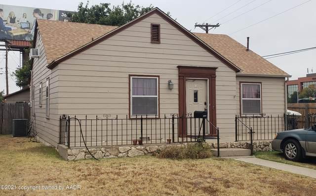 1908 Madison St, Amarillo, TX 79109 (#21-6815) :: Elite Real Estate Group