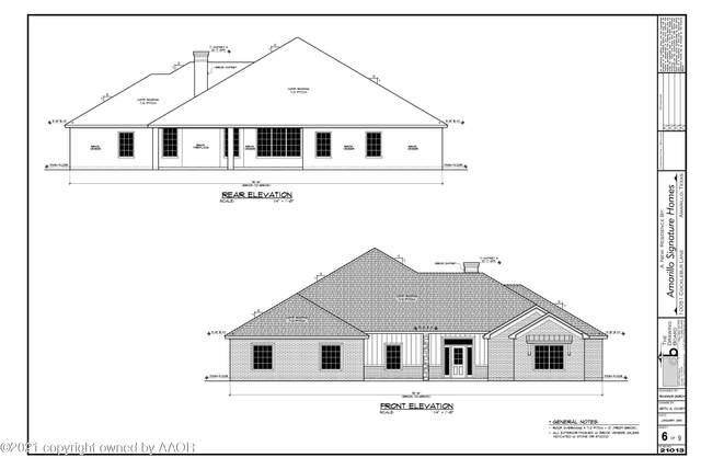 10051 Cocklebur Ln, Amarillo, TX 79119 (#21-6831) :: Elite Real Estate Group
