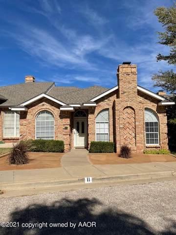 1300 Westcliff Pkwy #11, Amarillo, TX 79124 (#21-6868) :: Elite Real Estate Group