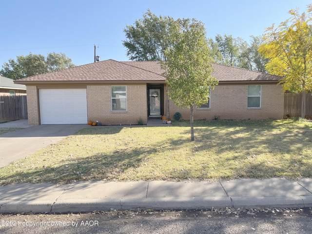613 Oregon Trl, Canyon, TX 79015 (#21-6900) :: Live Simply Real Estate Group