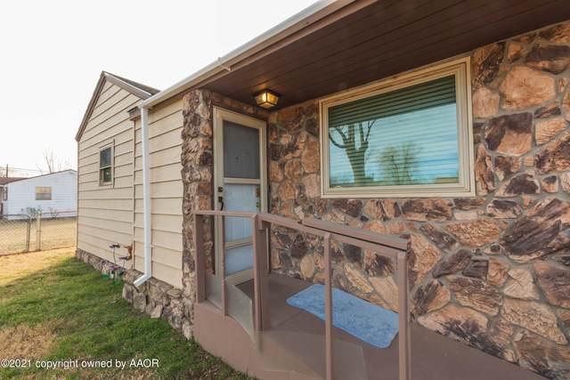 4206 13TH Ave, Amarillo, TX 79104 (#21-736) :: Lyons Realty