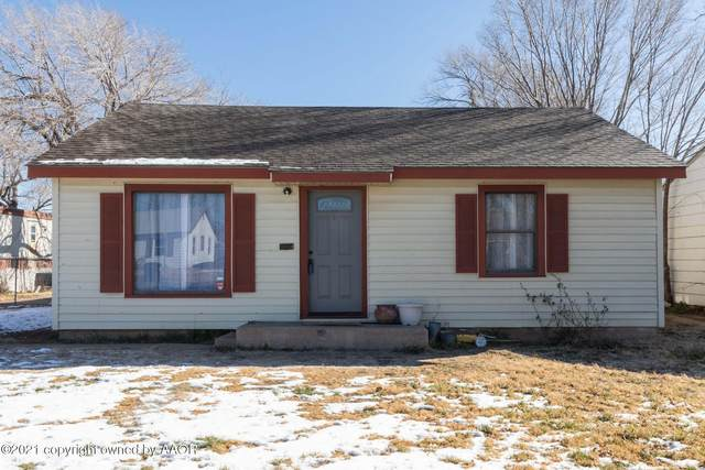 3609 Taylor St, Amarillo, TX 79110 (#21-99) :: Live Simply Real Estate Group
