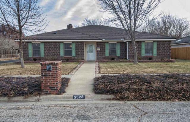 3523 Tripp Ave, Amarillo, TX 79121 (#18-111530) :: Gillispie Land Group