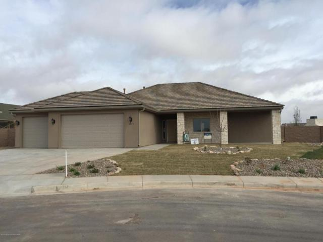 1004 Chardonnay Blvd, Amarillo, TX 79124 (#18-112278) :: Elite Real Estate Group