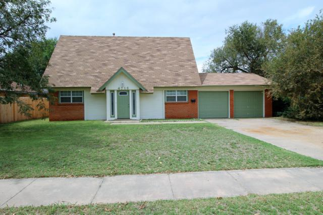 4716 Matador Trl, Amarillo, TX 79109 (#18-117660) :: Gillispie Land Group