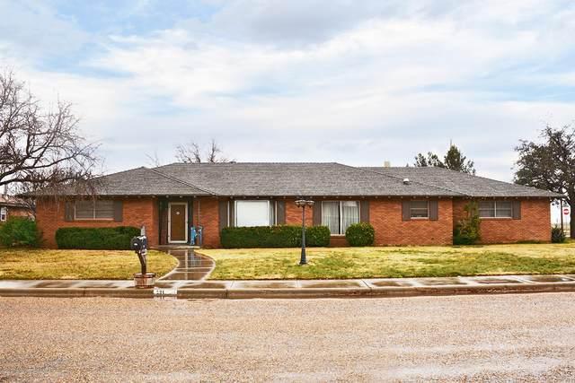 731 Pine St, Dimmitt, TX 79027 (#20-1024) :: Elite Real Estate Group
