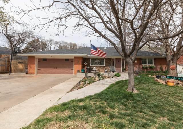 5106 Tawney Ave, Amarillo, TX 79106 (#20-1998) :: Elite Real Estate Group