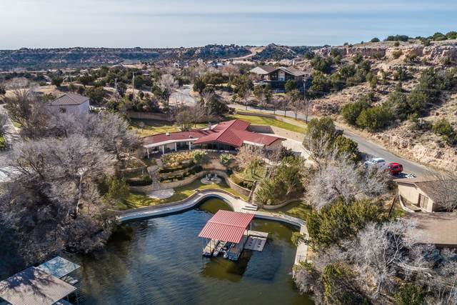 605 Shore Dr, Amarillo, TX 79118 (#20-451) :: RE/MAX Town and Country