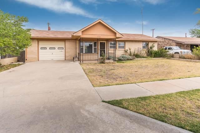 1128 Sierra, Pampa, TX 79065 (#20-4510) :: Lyons Realty