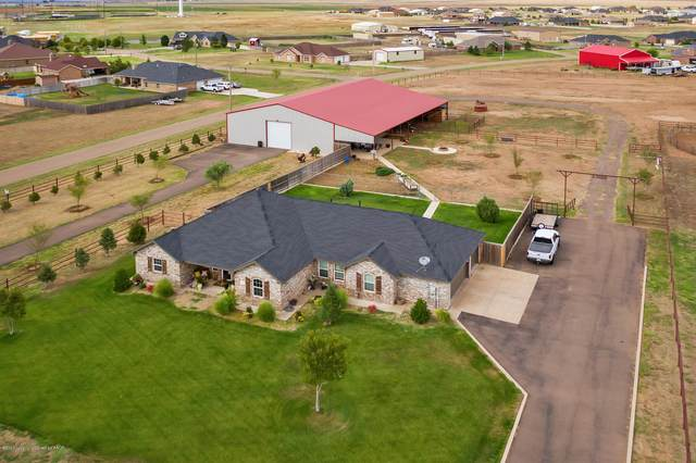 1401 Rock Creek Rd, Amarillo, TX 79124 (#20-4583) :: Elite Real Estate Group
