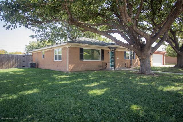 1601 Jordan St, Amarillo, TX 79106 (#20-5689) :: RE/MAX Town and Country
