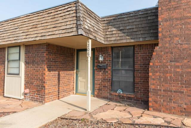 4206 Charles St, Amarillo, TX 79106 (#20-5758) :: Keller Williams Realty