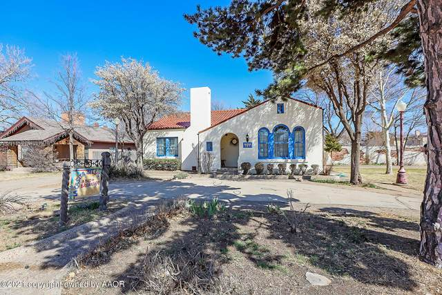 1607 Harrison St, Amarillo, TX 79102 (#21-1105) :: Live Simply Real Estate Group