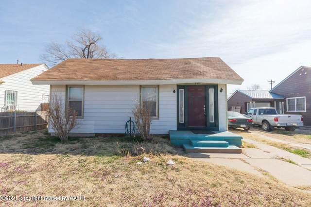 709 Alabama St, Amarillo, TX 79102 (#21-1275) :: Live Simply Real Estate Group