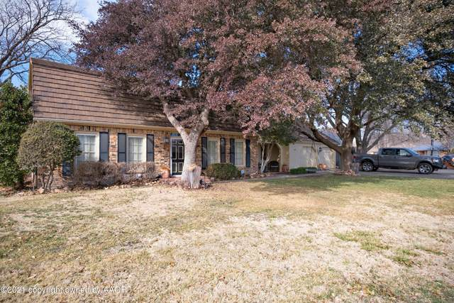 3540 Bremond Dr, Amarillo, TX 79109 (#21-1403) :: Lyons Realty