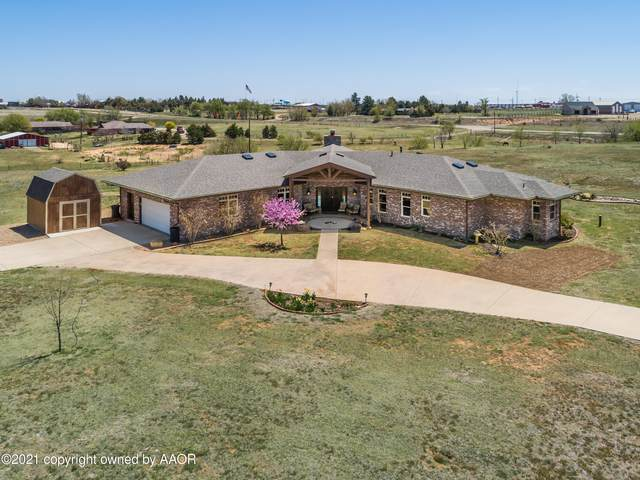 1901 Girl Scout Rd, Amarillo, TX 79124 (#21-2216) :: Keller Williams Realty
