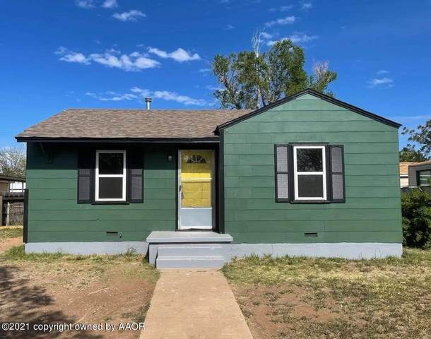 1620 Nelson St, Amarillo, TX 79107 (#21-2401) :: Elite Real Estate Group