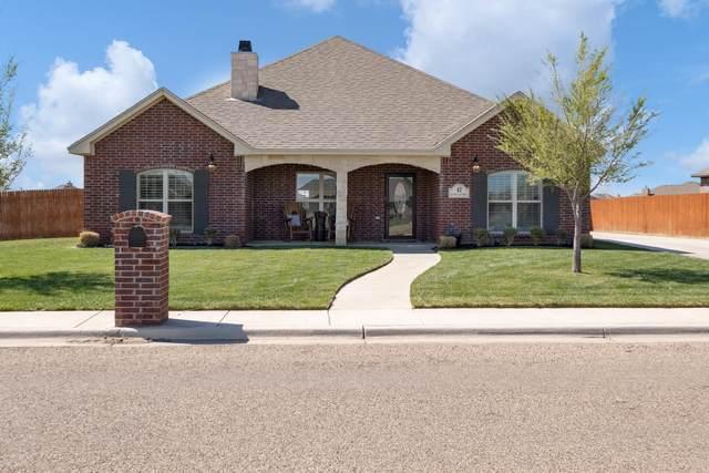 42 Canyon East Pkwy, Canyon, TX 79015 (#21-2436) :: Elite Real Estate Group