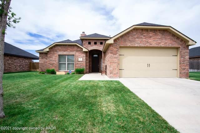 21 William Ln, Canyon, TX 79015 (#21-2448) :: Elite Real Estate Group