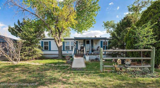 3300 Broken Arrow Trl, Amarillo, TX 79118 (#21-2696) :: Lyons Realty